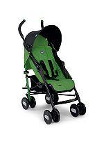 Chicco Echo Stroller - Green Jam