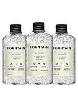Fountain The Hyaluronic Molecule - 3 x 240 ml