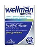Vitabiotics Wellman Original - 180 Tablets (6 Months Supply)