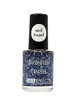 SEVENTEEN Tinsel Nail Effects