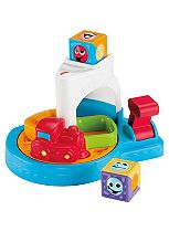 Fisher Price Roller Blocks Whirlin Train Town