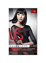 Vidal Sassoon Salonist Permanent Hair Colour 1/0 Neutral Black