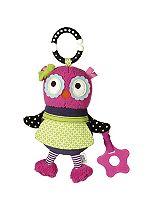 Mamas & Papas Olive Owl Soft Toy