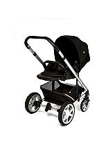 Joie Chrome Plus Stroller - Black Carbon Chassis