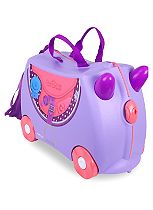 Trunki Bluebell Ride-On Suitcase