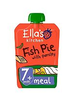 Ella's Kitchen Fabulously Filling Fish Pie with Parsley from 7 Months 130g