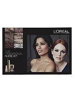 L'Oreal Paris The Traditional Nude Kit Beauty Box