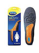 Scholl Gel Work Insoles - Women