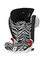 Britax KidFix SL SICT Car Seat - Smart Zebra
