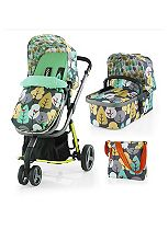 Cosatto Giggle 3 in 1 Travel System - Firebird