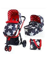 Cosatto Giggle 3 in 1 Travel System - Hipstar