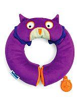 Trunki Yondi Neck Pillow Purple - Ollie