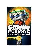 Gillette Fusion ProGlide with NEW Flexball Technology Power Razor