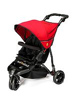 Out 'n' About Little Nipper Pushchair - Poppy Red