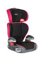 Graco Junior Maxi Group 2/3 Car Seat - Sport Pink