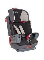 Graco Nautilus Group 123 Car Seat - Aluminium