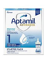 Aptamil Profutura 1 First Milk Starter Pack Ready to Feed 6 x 70ml