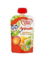 Cow & Gate Friends Cauliflower, Potato & Cheese Discoverer from 6+ Months 100g