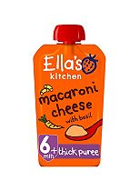 Ella's Kitchen Macaroni Cheese with Basil from 6 Months 120g