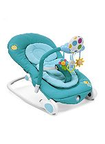 Chicco Balloon Bouncer - Light Blue