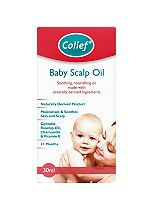 Collief Baby Scalp Oil - 30ml
