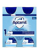 Aptamil 1 First Milk Ready to Feed Multipack 4 x 200ml