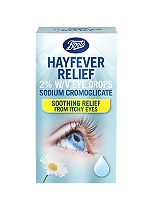 Boots Hayfever Relief 2% w/v Eye Drops - 10ml