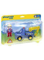 Playmobil 123 Tow Truck