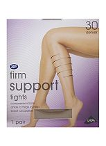 Boots Firm Support Tights 30 Denier Mist (1 pair)