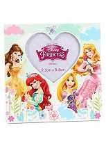 Disney Princess Heart Photo Frame