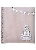 Anker Wedding Cake Memo Slip-In Photo Album 6x4 - 140 photos