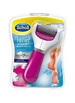 Scholl Pedi Velvet Smooth Electronic Extra Coarse Pedicure Foot File