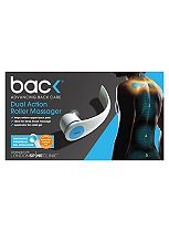 Bac Dual Action Roller Massager