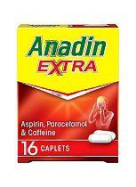 Anadin Extra Caplets - 16
