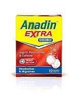 Anadin Extra Soluble Tablets - 12