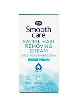 Boots Smooth Care Facial Hair Removing Cream