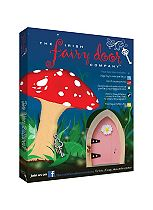 The Irish Fairy Door Company Pink Arched