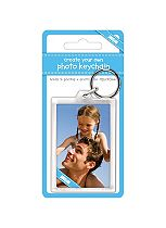 Shot 2 Go Jumbo Photo Keychain