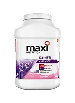 MaxiNutrition Gainer Mass & Size Strawberry - 1.84kg