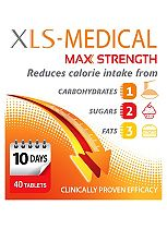 XLS-Medical Max Strength - 40s