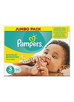 Pampers New Baby Size 3 (Midi) Jumbo Pack 68 Nappies