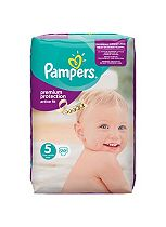 Pampers Premium Protection Active Fit Size 5 Carry Pack - 20 Nappies