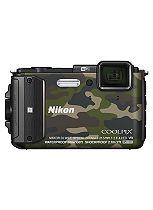 Nikon Coolpix AW130 (16MP, 5X Optical Zoom, 3