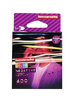 Lomography Colour Negative 400120 36 exp 3pcs