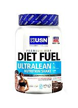 USN Diet Fuel Ultra Lean Chocolate Flavour - 1kg