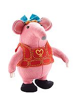 Clangers Whistle and Dance Mother Plush
