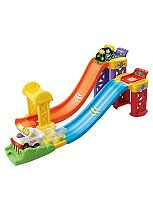 Vtech Toot Toot 3 in 1 Launch and Play Rampway