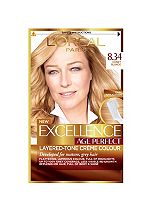 L'Oréal Paris Excellence Age Perfect 8.34 Honey Blonde