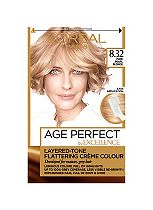 L'Oréal Paris Excellence Age Perfect 8.32 Pure Pearl Blonde