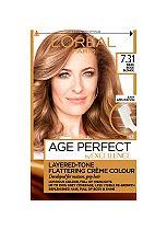 L'Oréal Paris Excellence Age Perfect 7.31 Dark Beige Blonde